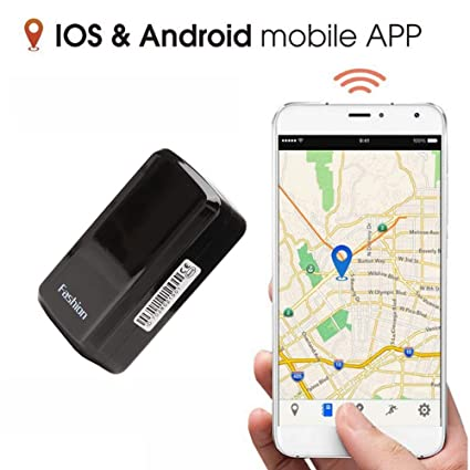 Amazon.com: Mini rastreador GPS, rastreador GPS antirrobo ...