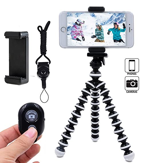 Flexible Octopus Leg Phone Holder Smartphone Accessories Stand Support For Mobile Tripod For Phone For Xiaomi Redmi Note 5a Mobile Phone Accessories Cellphones & Telecommunications