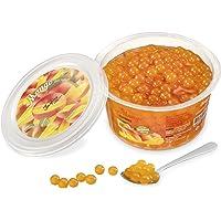 Popping boba fruitparels voor Bubble tea Mango 450 gram