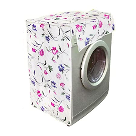 Funda para lavadora con cremallera gruesa, impermeable, protección ...