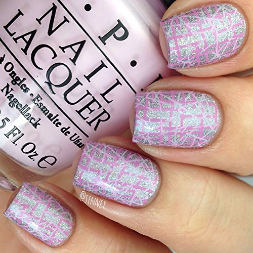 pueen nail art stamp collection set 25f new unique set