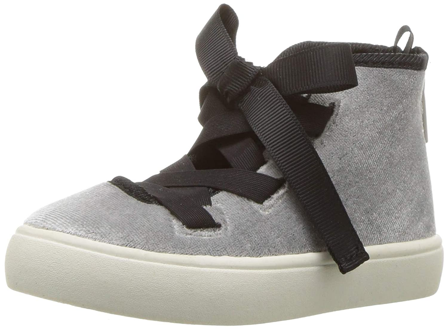 Carter's Kids Girl's Anisha Grey Casual High-top Ballet Flat Carter' s CF180462