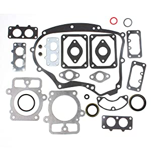 PRO CAKEN Gasket Kit Overhaul Engine for Briggs & Stratton Electrolux 694012 499889 Lawn Tractors