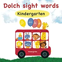 Dolch Sight words Kindergarten| Dolch sight word book | Sight word book | Sight words Kindergarten| Dolch sight word…