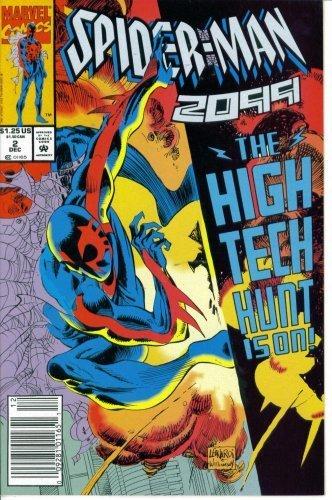 Spider Man Magazine - Spider-Man 2099 #2 : Nothing Ventured (Marvel Comics)
