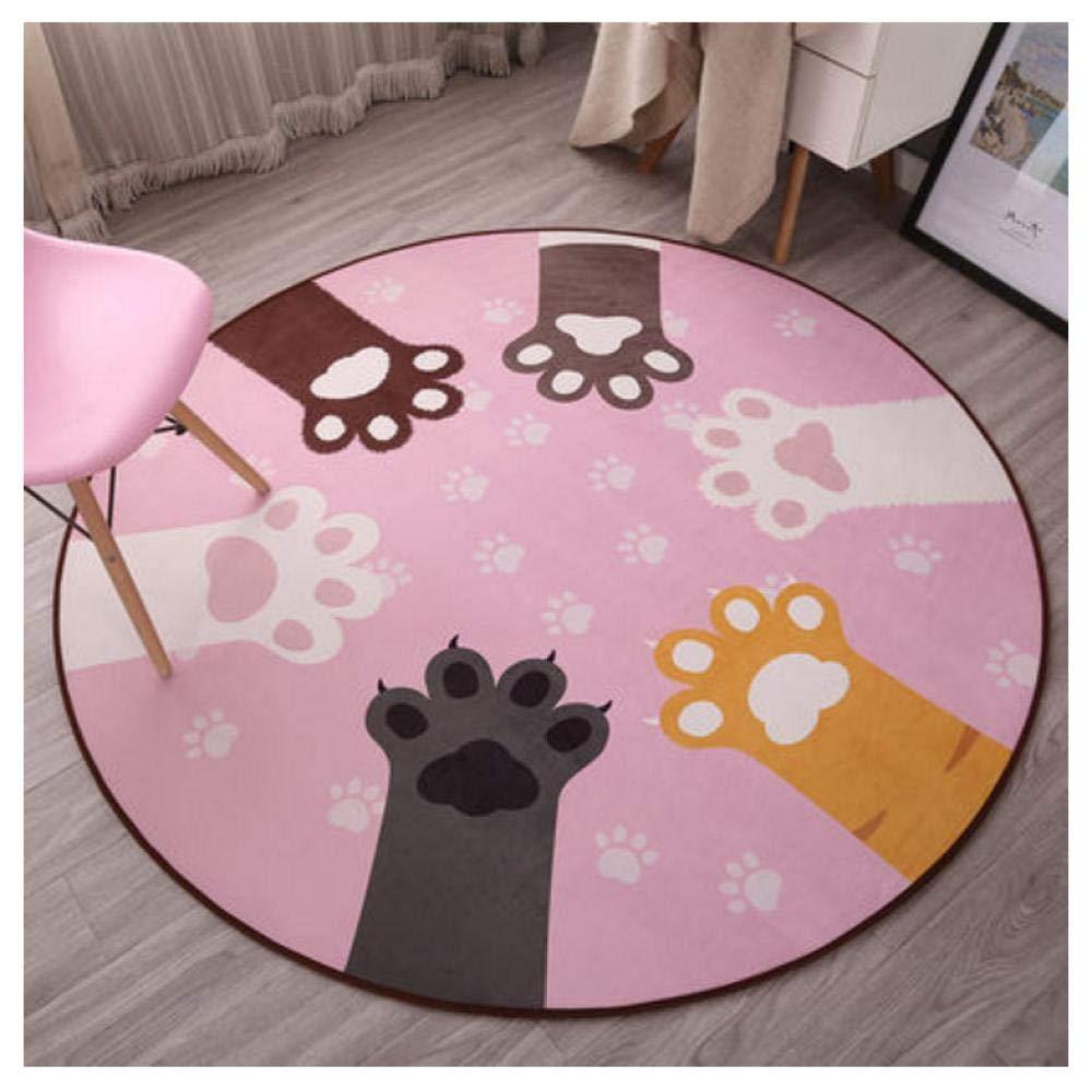 alfombra gatos