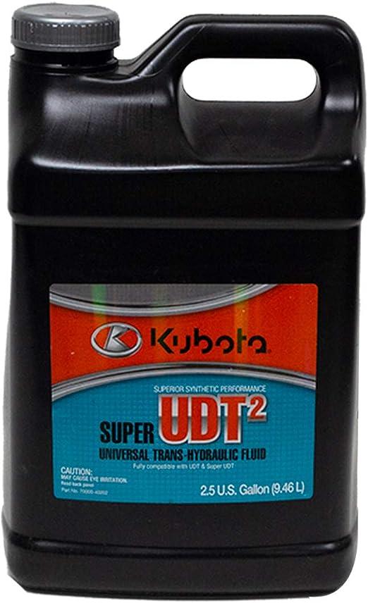 Amazon.com: Aceite hidráulico de transmisión Kubota Genuine ...