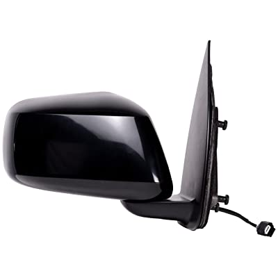 Fit System 68029N Passenger Side Replacement OE Style Power Folding Mirror: Automotive