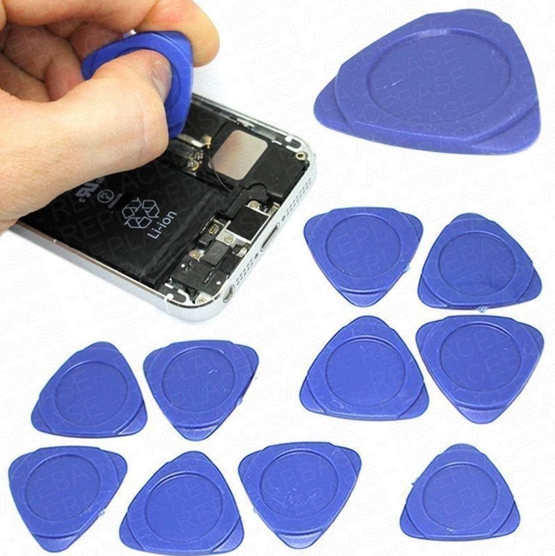 Herramienta triangulo plástico universal apertura celular 10