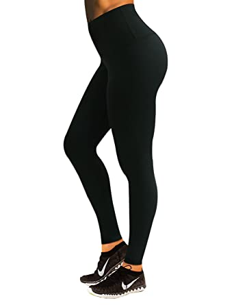 c343a6fd3 BUBBLELIME Yoga Pants Running Pants High Waist Tummy Control 4 Way Stretch