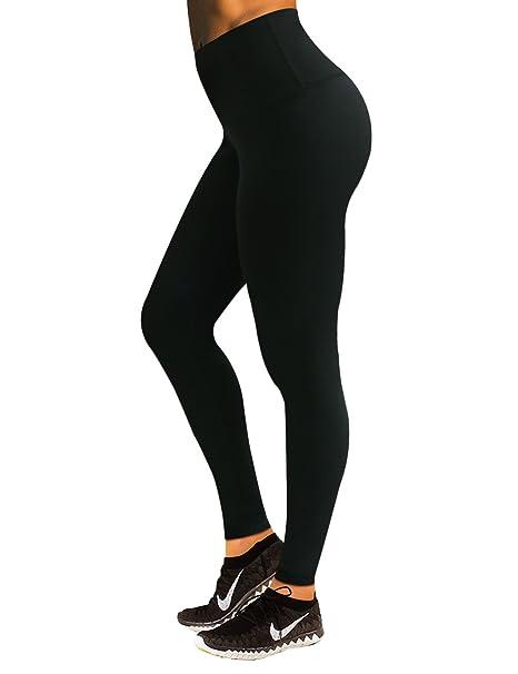 c6ca78051bf6c BUBBLELIME Yoga Pants Running Pants High Waist Tummy Control 4 Way Stretch