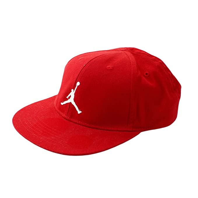 on sale e636e f6118 Amazon.com  Jordan Boy`s Ele Elite Jacquard Snapback Cap  Sports   Outdoors