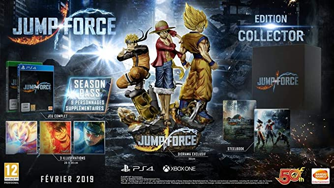 Oferta amazon: Jump Force - Collector's Edition