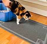 CleanHouse Premium Cat Litter Mat - Phthalate Free - Extra Large 36