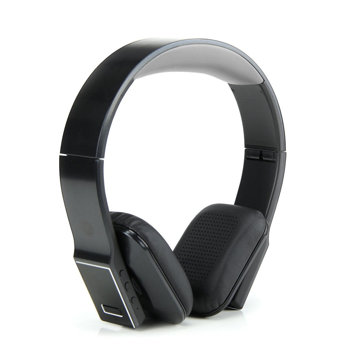 GOgroove Wireless Over-the-Ear Bluetooth Headphones with Mic & 14-Hour Battery Life - Works With Apple iPhone 6 Plus, Samsung Galaxy S6 Edge, LG G4 and Many Other Bluetooth-Enabled Smartphones