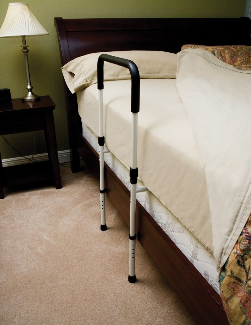 Amazon.com: Essential Medical Supply Height Adjustable Hand Bed ...