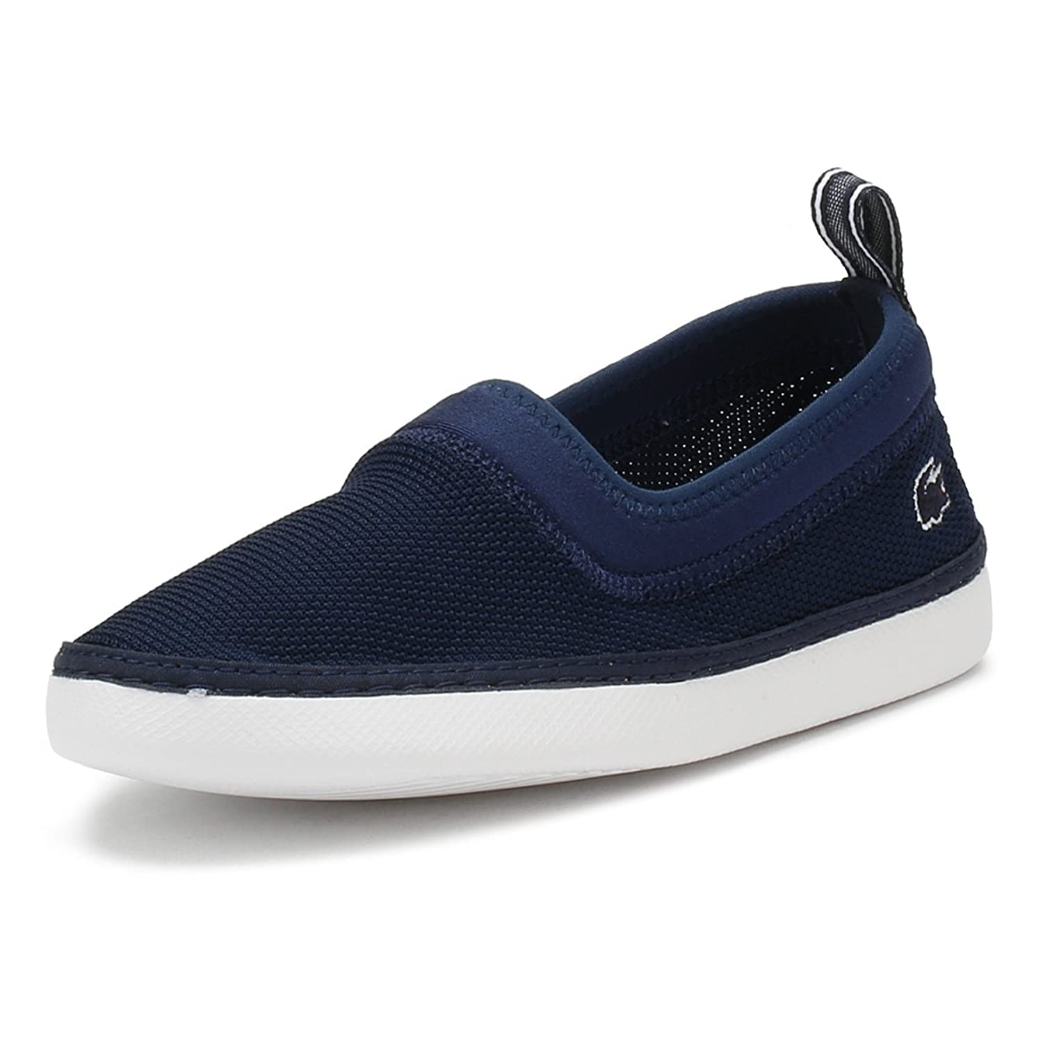 cb778a08fd4 Lacoste Junior Navy White L.YDRO 118 1 Espadrilles  Amazon.co.uk  Shoes    Bags