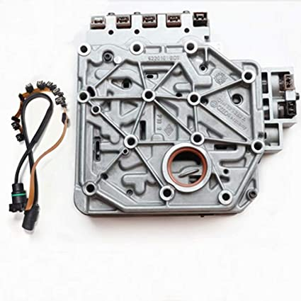 amazon com transmission valve body with wiring harness 01m325283a Kenworth Transmission Parts