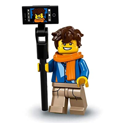 LEGO Ninjago Movie Minifigures Series 71019 - Jay Walker: Toys & Games