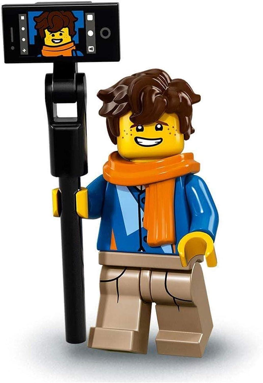 Amazon Com Lego Ninjago Movie Minifigures Series 71019 Jay Walker Toys Games