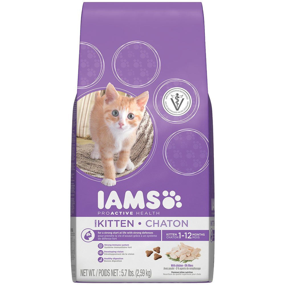 Amazon IAMS PROACTIVE HEALTH Kitten 1 Year Old and Younger