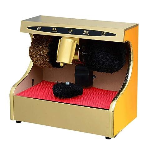Máquina multifuncional para el cuidado de los zapatos y el calzado de cuero, Máquina de