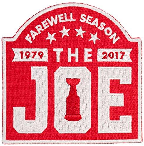 Joe Louis Arena - Farewell to the Joe Commemorative Patch