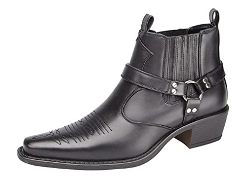 scarpe sportive cbe41 579cf US Brass Stivali da cowboy uomo