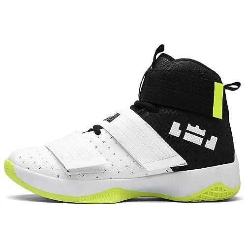 IDNG Zapatillas Baloncesto Zapatillas De Baloncesto para Hombre ...