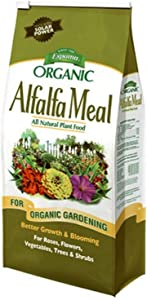 Espoma AL3 n/aa ESPAL3 Organic Alfalfa Meal Fertilizer, 3 lb, Brown/A