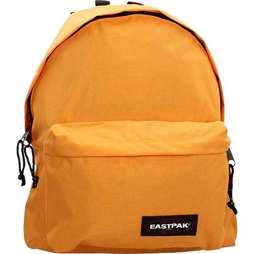 Mochilas Mujer, Color Naranja, Marca EASTPAK, Modelo Mochilas Mujer EASTPAK EK62041V Naranja: Amazon.es: Zapatos y complementos