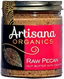 Artisana Organics Pecan Nut Butter with Cashews, 8 oz.