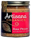 Cheap Artisana Organics – Pecan Butter with Cashews, no added sugar or oil, Certified organic, RAW and non-GMO, rich and creamy