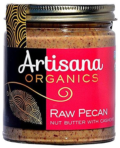 Artisana Organics Pecan Nut Butter with Cashews, 8