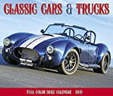 Classic Cars & Trucks 2019 Box Calendar
