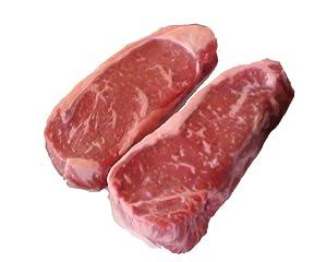 New York Strip Steak - 20 lbs - Grade 6-7