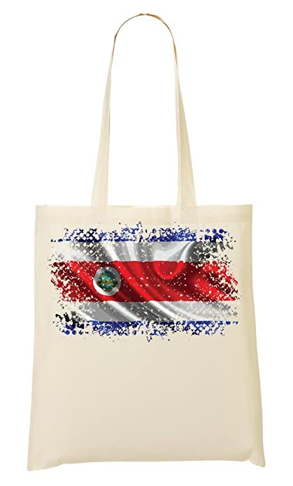 Costa Rica Central America San Jose Country Series Nationality Flag ...
