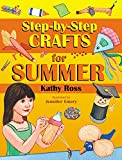 img - for Step-by-Step Crafts for Summer book / textbook / text book