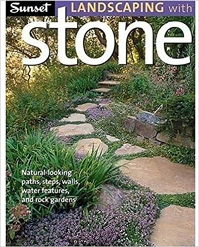 Sunset landscaping with stone natural looking paths steps walls sunset landscaping with stone natural looking paths steps walls water features and rock gardens 1st edition workwithnaturefo