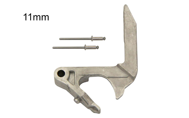 Aluminum Auto Trans Shifter Repair Lever 11mm (No Offset) Kit Set for Mercedes S Class and CL Class MTC