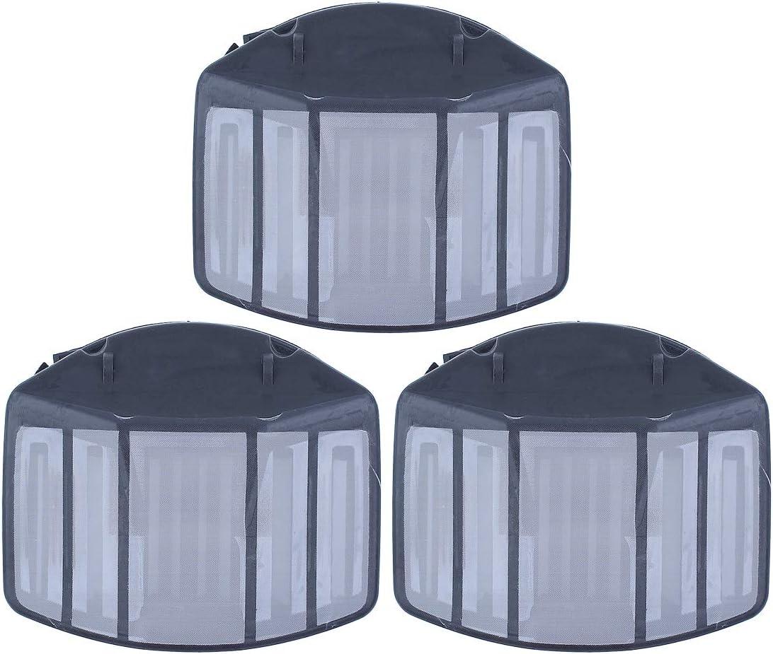 Haishine 3 Unids/Lote Nylon Limpiador de Filtro de Aire para Husqvarna 357 XP 357XP 359 EPA Piezas de Sierra de Motos 537010901