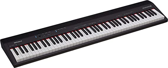 Roland GO-88P, Digital Piano, Tamaño Único, Piano de 88 notas de tamaño estándar