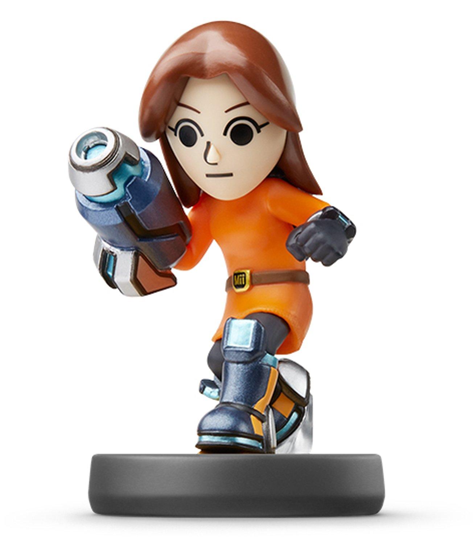 Nintendo Mii Gunner Amiibo (Super Smash Bros. Series) For Wii U