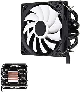 Silencioso Ventilador de Enfriamiento ID-Cooling IS40x AM4 Heat ...
