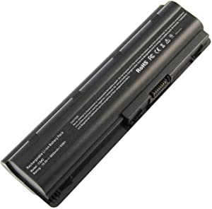 NextCell 12-Cell Battery for HP Pavilion dv6-6110us dv6-6112nr dv6-6113cl dv6-6116nr dv6-6117dx dv6-6120us dv6-6121he dv6-6123cl dv6-6127cl dv6-6128nr dv6-6135dx dv6-6140us dv6-6145dx MU09