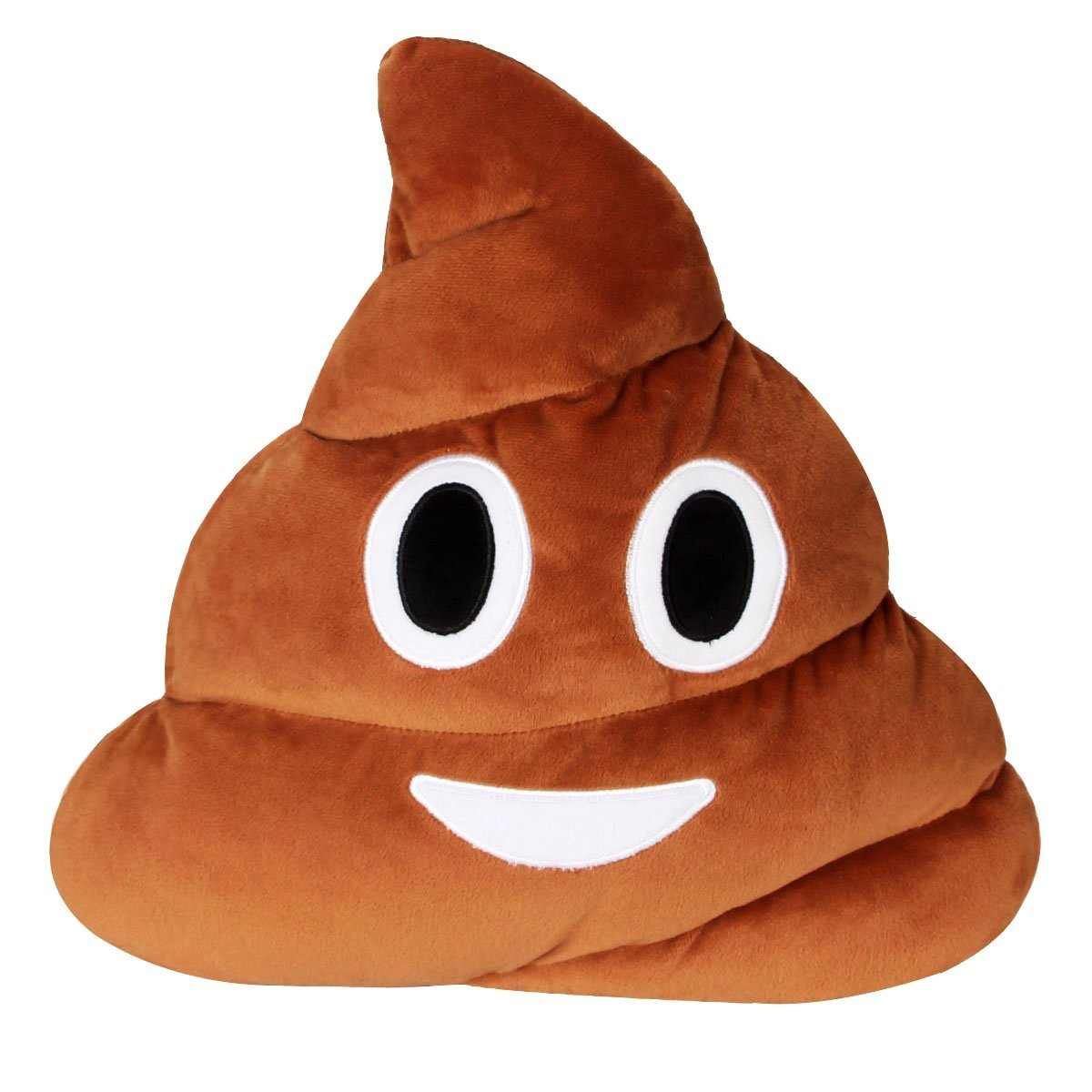 Poop Emoji Pillow Cushion Plush Stuffed Soft Pillow Gifts for Kids and Adults Dreampark