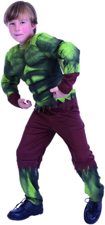 Bodysocks ® Costume HULK Gonfiabile Bambini