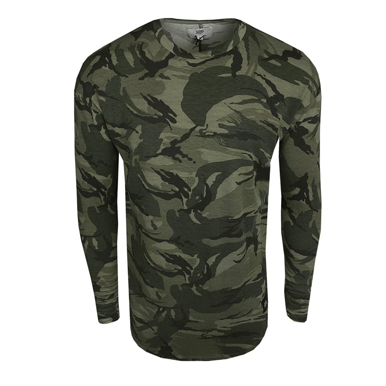 Sixth June M1859CTL LS T-Shirt Camo