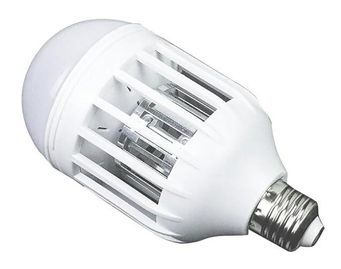 Lampadina a led insetticida da 15 w luce fredda modello e27 luce