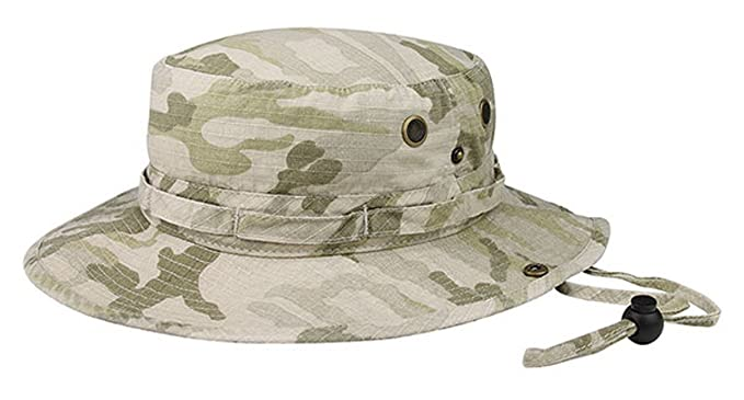 c334d1ebe98 G Men s Camouflage Washed Hunting Hat Desert Camo at Amazon Men s ...